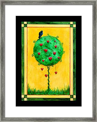 A Fine Thing Indeed Framed Print by Terry Webb Harshman