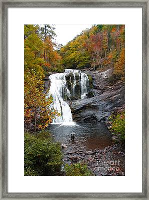 A Fisherman's Paradise Framed Print by Marilyn Carlyle Greiner