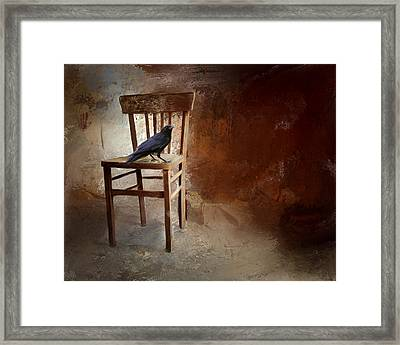 A Forgotten Place Framed Print by Hazel Billingsley