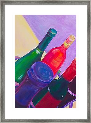A Full Rack Framed Print by Debi Starr
