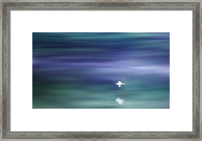 A Gentle Breeze Framed Print by Kume Bryant