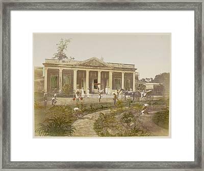 A Gentleman's Residence Framed Print