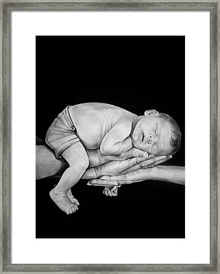 A Gift From God Framed Print by Curtis James