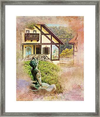 A Glimpse Of Bavaria In West Virginia Framed Print