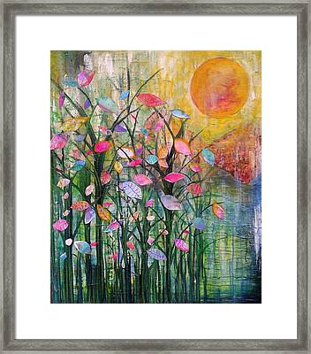 A Good Morning Framed Print by Robin Mead