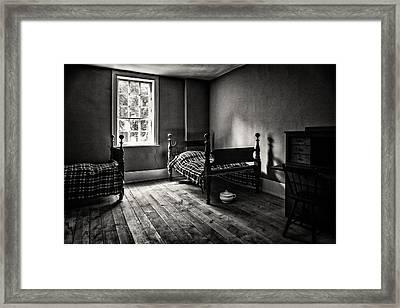A Good Night's Rest Framed Print by Jeff Burton