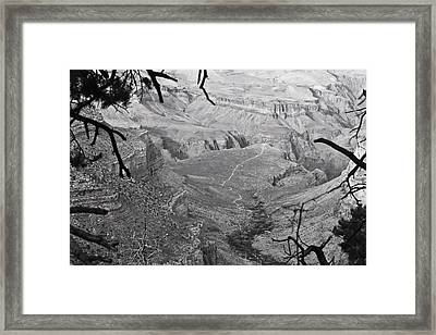 A Grand View Framed Print by Richie Stewart
