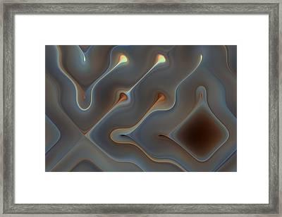 A Group Of Four Framed Print