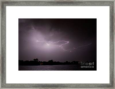 A Heart From Heaven Framed Print