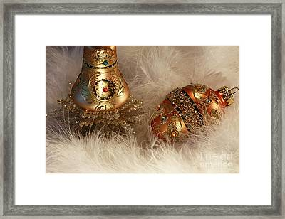 A Holiday To Remember Framed Print