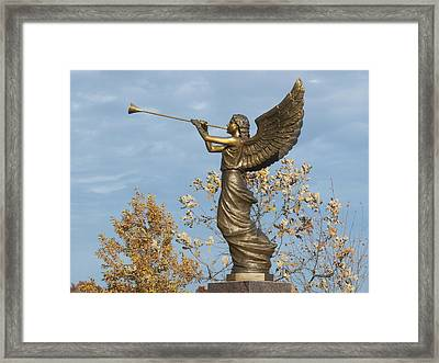 A Joyful Noise Framed Print