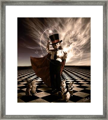 A Kind Of Magic Framed Print