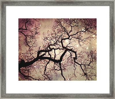 A Kind Of Magic Framed Print by Lupen  Grainne