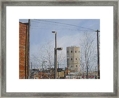 A Kingdom Framed Print