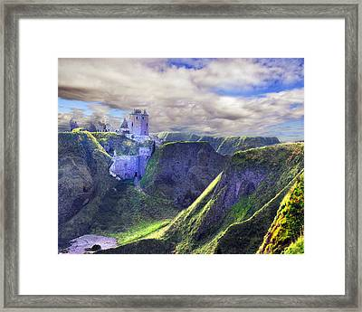 A King's Tale Framed Print