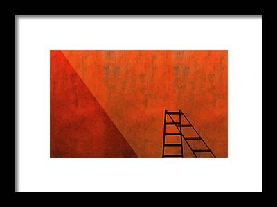 Ladder Framed Prints
