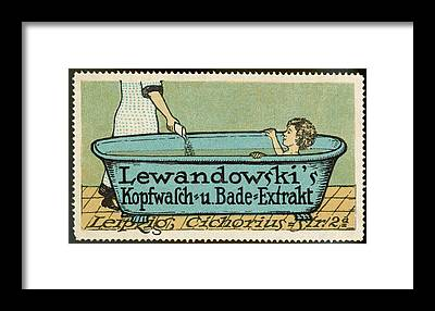 Lewandowski Framed Prints