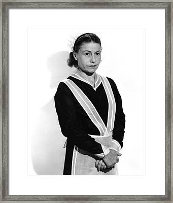 A Letter To Three Wives, Thelma Ritter Framed Print