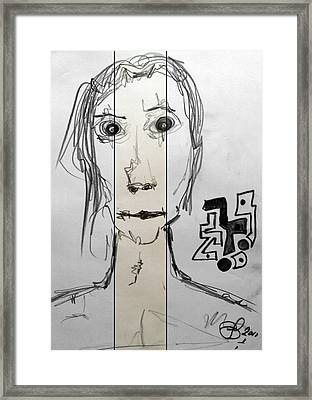 A Life On Drugs 2011 Framed Print
