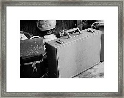 A Lifetime Ago Framed Print by Jean Haynes