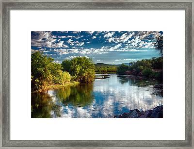 A Little Piece Of Heaven  Framed Print