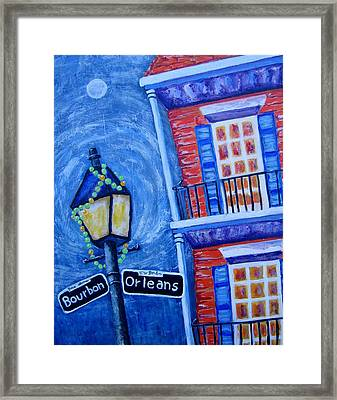 A Little Woozy Framed Print by Suzanne Theis