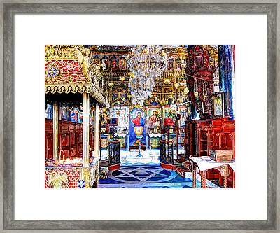 A Magnificent Place Framed Print by Andreas Thust