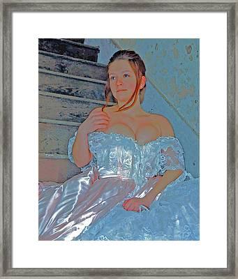 A Maidens' Innocence Framed Print
