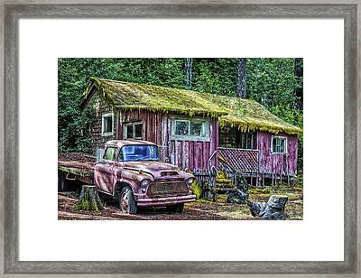 A Match Made In Heaven - Photography By Jo Ann Tomaselli Framed Print