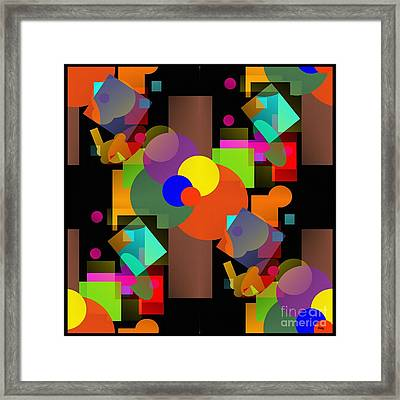 A Matter Of Perspective Too - Series Framed Print by Glenn McCarthy Art and Photography