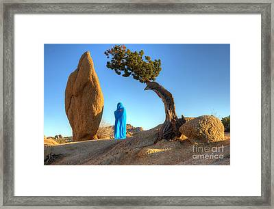 A Matter Of Time 1 Framed Print
