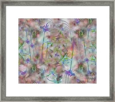 A Midsummer Night's Dream Framed Print by RC DeWinter
