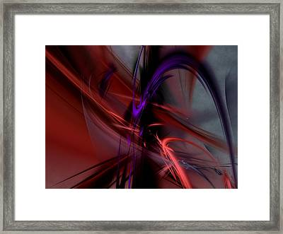 A Million Dreams Ago Framed Print