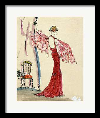 Lanvin Framed Prints