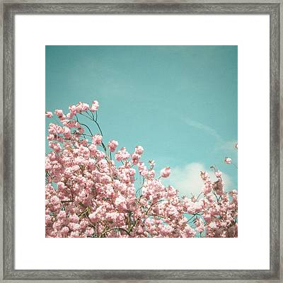 A Moment In Time Framed Print by Cassia Beck