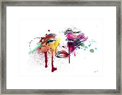 A Moment Like This  Framed Print by Mark Ashkenazi