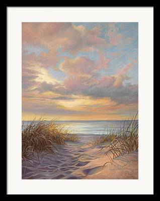 Cape Cod Paintings Framed Prints