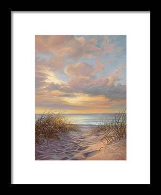 Scenery Framed Prints