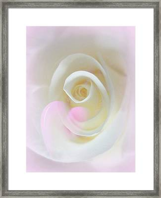 A Mother For Always Framed Print by Shirley Sirois