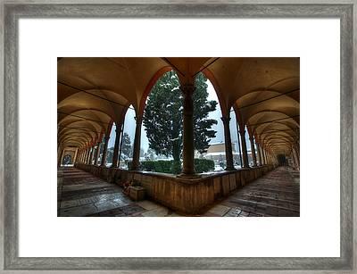 A New Angle Framed Print by Tommaso Di Donato