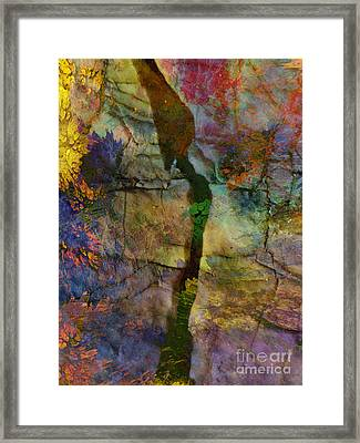 A New Beginning Framed Print by Klara Acel