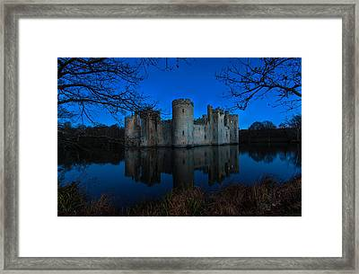 A New Day Approaches Framed Print