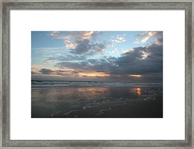 A New Day  Framed Print by Jose Rodriguez