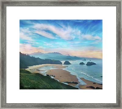 A New Day Of Miracles Framed Print