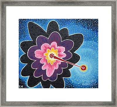 A New Star Is Born. Framed Print by Taikan Nishimoto