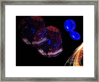 A New World - Ile De La Reunion - Reunion Island - Indian Ocean Framed Print by Francoise Leandre