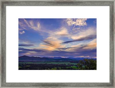A New World  Framed Print by Naomi Burgess