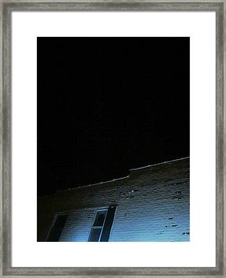 A Night Sky Framed Print by Guy Ricketts