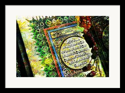 Muslims Of The World Paintings Framed Prints
