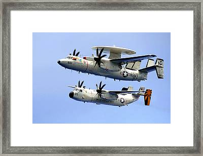 A Pair Of Eyes Framed Print by Mountain Dreams